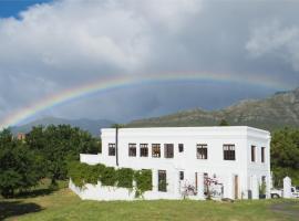 Boord Guest House, Stellenbosch