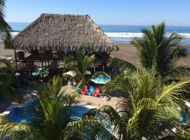 Sabas Beach Resort, La Libertad