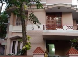 ST Bhavan Homestay, Kovalam
