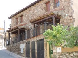 El Balcón de Robledillo, Robledillo de la Jara