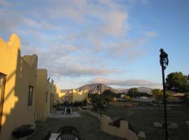 Cabañas Malalcura, La Serena