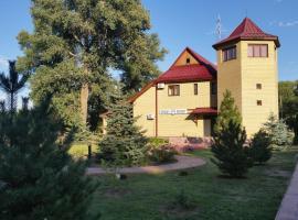 Peresvet Park Hotel, Verkhnyaya Akhtuba