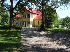 Nurmeveski Guesthouse, Nurme