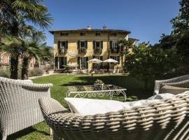 Romantik Hotel Villa Carona, Carona