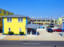Nantucket Inn & Suites, Wildwood