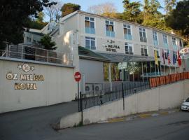 Oz Melisa Hotel, Kartal