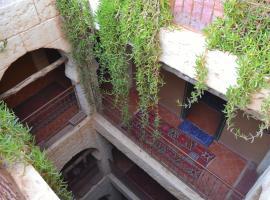 Rose Noire, Ouarzazate