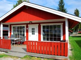 Beverøya Camping, Bø