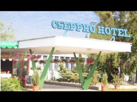 Cseppkő Hotel, Aggtelek