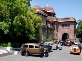 The Ajit Bhawan Palace, Jodhpur