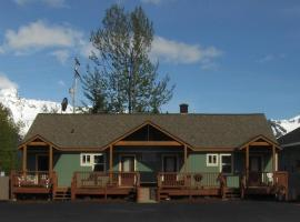 Alaska Coastal Lodging, Seward