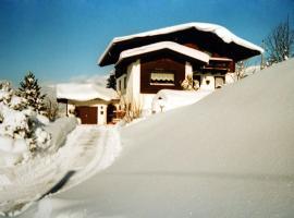 Haus Bachmayer, Abtenau