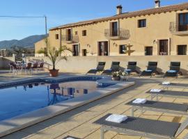 Grapevine Manor Bed & Breakfast Pinoso, Cañadas de Don Ciro