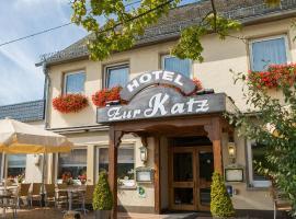 Hotel zur Katz, Halsenbach