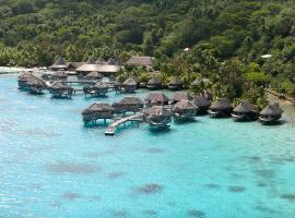 Sofitel Bora Bora Marara Beach Resort, Bora Bora