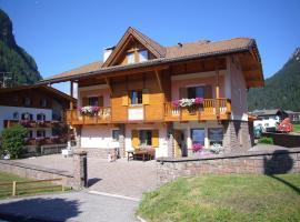 Villa Lory, Canazei