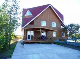 Samara Cottages Legenda 115, Alekseyevka