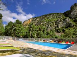 Team Holiday - Camping le Moulin du Pont D'Alies, Axat