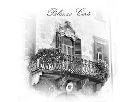 Palazzo Cerù Bed and Breakfast