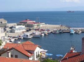 Reis Hotel, Sinop