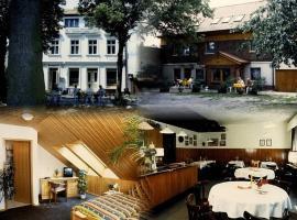 Gasthof Bergquelle, Wandlitz