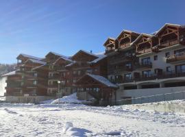 La Dame Blanche – Cimes et Neige Immobilier