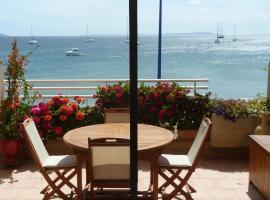 Résidence Bona vue mer panoramique, Hyères