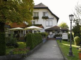 Hotel Brielhof, Hechingen
