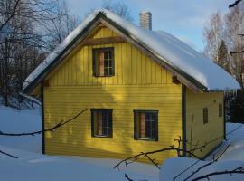 Virulombi Holiday Home, Otepää
