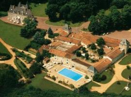 Château de Périgny - CHC, Vouillé
