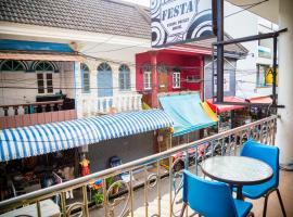 Festa Hostel, Patong Beach