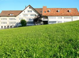 Hotel am Schönenbühl, Speicher