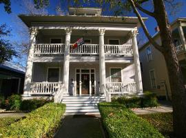 Brackenridge House Bed and Breakfast, San Antonijas