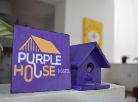 Purple House Hostel, São Paulo