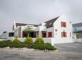 ah! Guest House, Paternoster