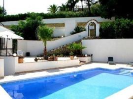 Villa in Alicante Calpe XI, Lliber