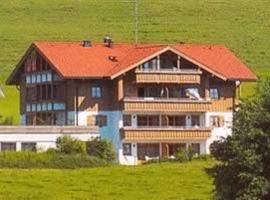 Landhaus Eibelesee - Ferienwohnungen, Oberstaufen