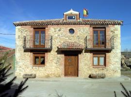 Casa Rural Pincherres, Mata de Quintanar