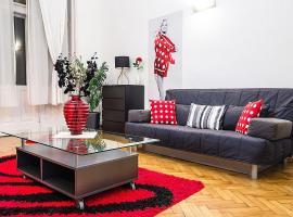 Black & White Apartment