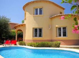 Apartment with pool in Denia, Denia