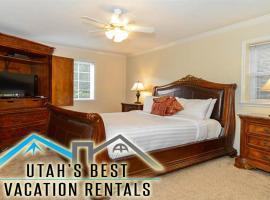 3 Bedroom Downtown Salt Lake Vacation Home by Utah's Best Vacation Rentals, Salt Lake City