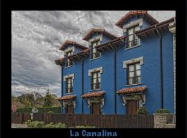 Apartamentos Rurales La Canalina, Villahormes