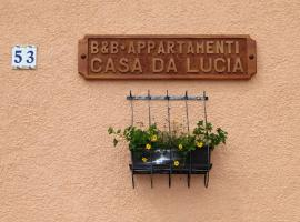 Appartamenti Casa da Lucia, Brez