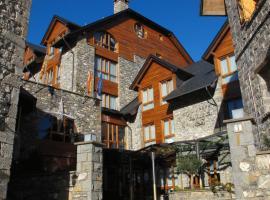 Hotel & Spa El Privilegio, Tramakastila de Tena