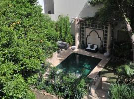 La Maison de Tanger, Tânger