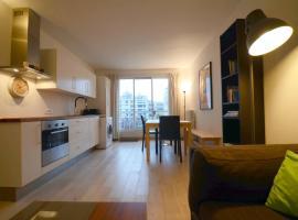 Bastille Marais Balcon Apartment