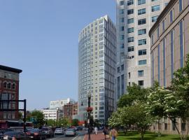 Luxury Apartments near Boston's Financial District, Boston