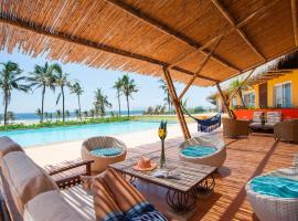 Tanusas Retreat & SPA, Puerto Cayo