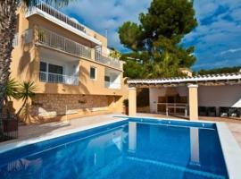 Villa in Ibiza Town Area IX, Ibiza (Eivissa)