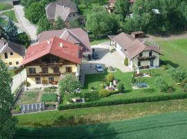 Urlaub am Bauernhof Pichler, Sankt Georgen am Längsee